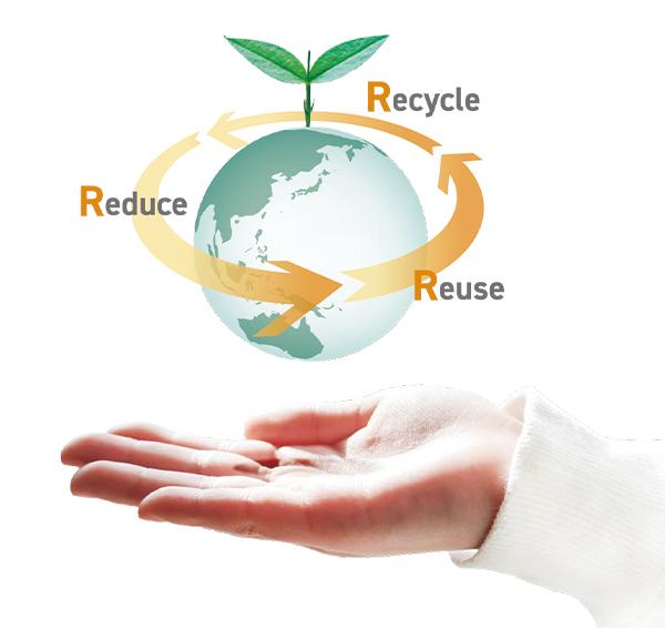 事業領域(3Rの取り組み)