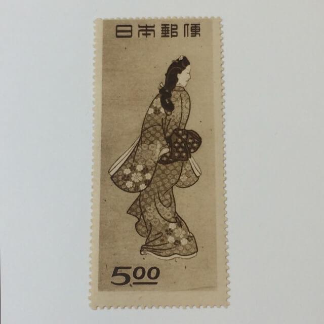 プレミア切手など切手の種類