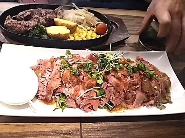 ローストビーフ丼が食べたかったのです【屋島店】 香川県高松市にあるザ・ゴールド 屋島店の画像1