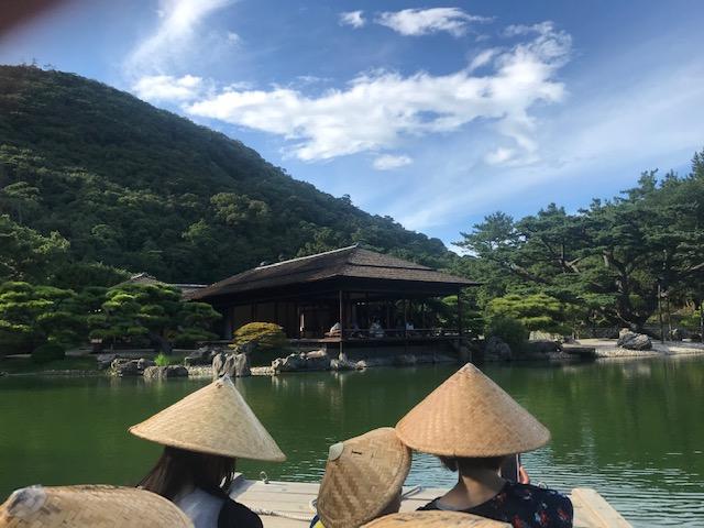 香川県 栗林公園へ行ってきました(๑˃̵ᴗ˂̵)و 広島県東広島市にあるザ・ゴールド 東広島店の画像4