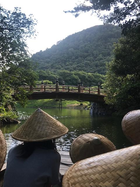 香川県 栗林公園へ行ってきました(๑˃̵ᴗ˂̵)و 広島県東広島市にあるザ・ゴールド 東広島店の画像2