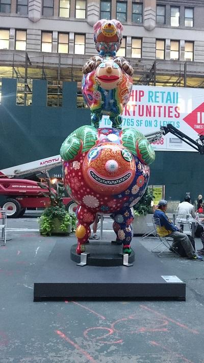 ニューヨーク旅行記のブレイクタイム【福山神辺店】 広島県福山市にあるザ・ゴールド 福山神辺店の画像2