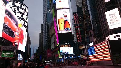 ニューヨーク旅行記8【福山神辺店】 広島県福山市にあるザ・ゴールド 福山神辺店の画像4