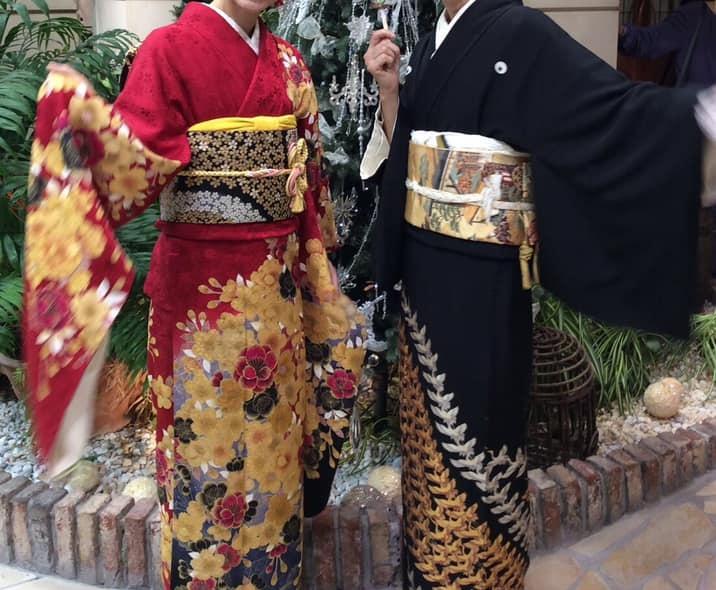 第一礼装 振袖で祝う結婚式【東岡山店】 岡山県岡山市にあるザ・ゴールド 東岡山店の画像2
