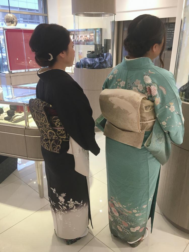 明けましておめでとうございます【銀座店】 東京都中央区にあるザ・ゴールド 銀座店の画像1