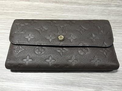 new product 69cbf 8088d ルイヴィトン 長財布☆モノグラムアンプラント【銀座店 ...