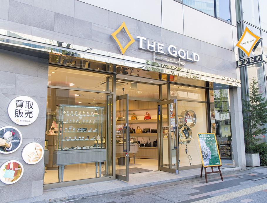 ザ・ゴールド 銀座店