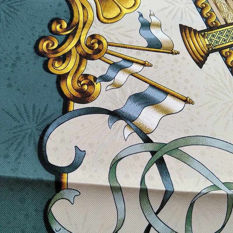 エルメス スカーフ【富山東店】 富山県富山市にあるザ・ゴールド 富山東店の画像1