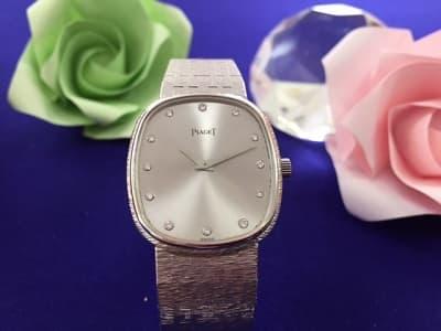 ピアジェ メンズ腕時計【穂高店】 長野県安曇野市にあるザ・ゴールド 穂高店の画像1