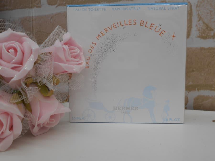 エルメス EAU DES MERVEILLES BLEUE【上田店】 長野県上田市にあるザ・ゴールド 上田店の画像1
