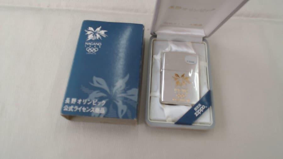 オリンピック記念☆ジッポーライター【上越店】 新潟県上越市にあるザ・ゴールド 上越店の画像1