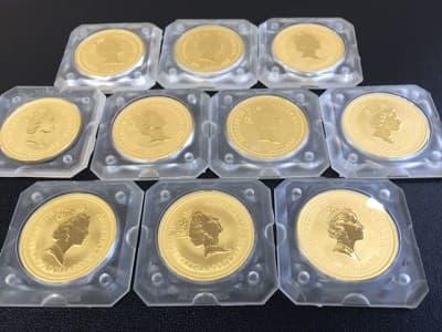 24金 コイン  【長岡店】 新潟県長岡市にあるザ・ゴールド 長岡店の画像1