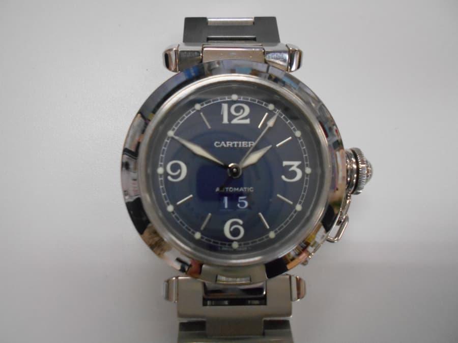 カルティエ 腕時計 【新白河店】 福島県白河市にあるザ・ゴールド 新白河店の画像1