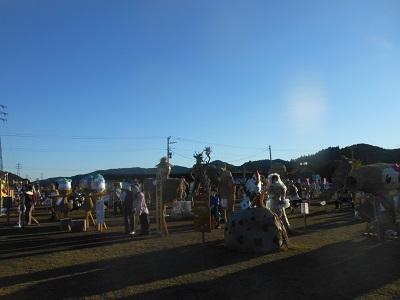 かかし祭り【いわき小名浜店】 福島県いわき市にあるザ・ゴールド いわき小名浜店の画像2
