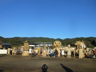 かかし祭り【いわき小名浜店】 福島県いわき市にあるザ・ゴールド いわき小名浜店の画像3