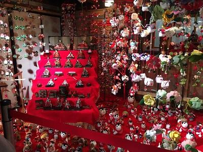 つるし雛飾りまつり【いわき小名浜店】 福島県いわき市にあるザ・ゴールド いわき小名浜店の画像3