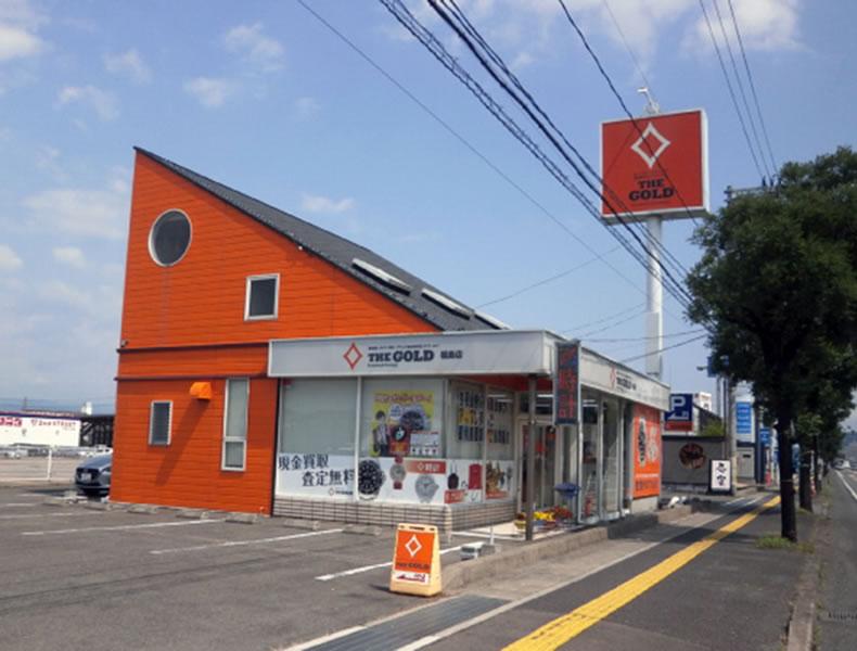 ザ・ゴールド 福島店