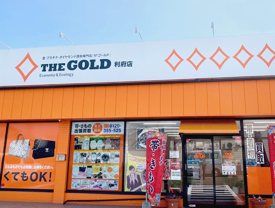 ザ・ゴールド 利府店