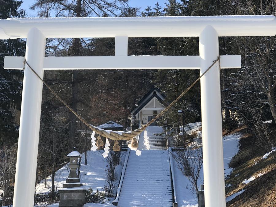 金比羅神社と「こんぴら」さん【帯広店/北海道/帯広市】 北海道帯広市にあるザ・ゴールド 帯広店の画像8
