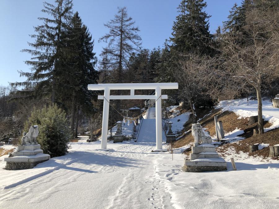 金比羅神社と「こんぴら」さん【帯広店/北海道/帯広市】 北海道帯広市にあるザ・ゴールド 帯広店の画像7