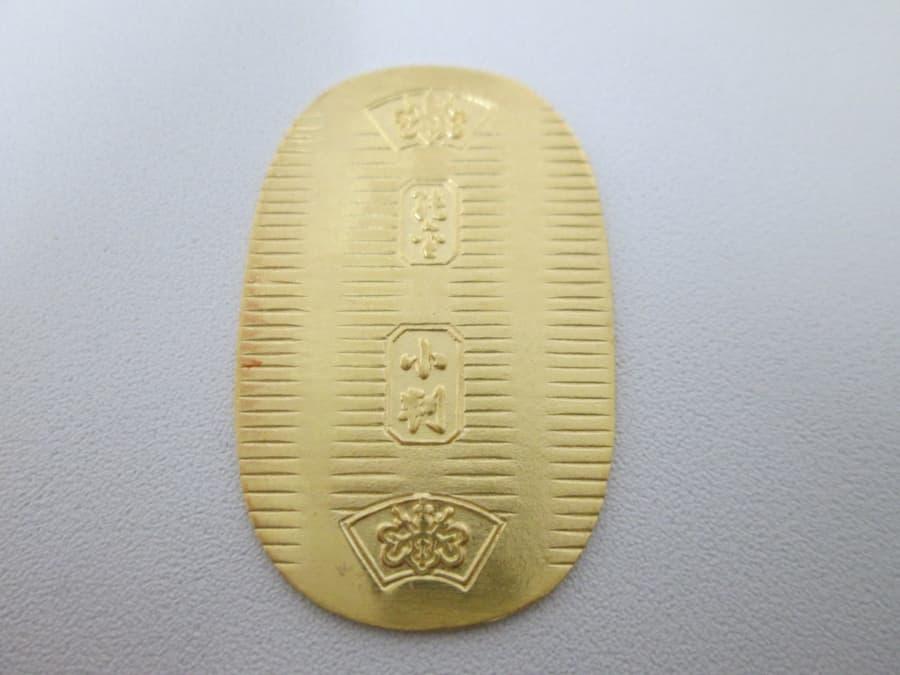 徳力 K24 小判 5g 【北見店】 北海道北見市にあるザ・ゴールド 北見店の画像1