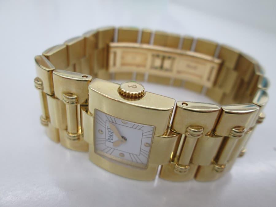 ピアジェ 金無垢 腕時計 【北見店】 北海道北見市にあるザ・ゴールド 北見店の画像1