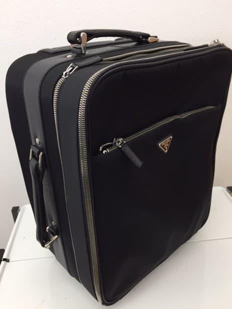 プラダ  スーツケースの買取実績【北見店/北海道/北見市】 北海道北見市にあるザ・ゴールド 北見店の画像1