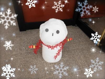 雪だるまつくろ~♪【旭川末広店】 北海道旭川市にあるザ・ゴールド 旭川末広店の画像2