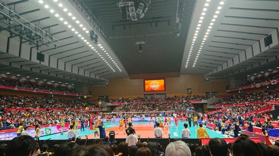 女子バレーワールドカップ【函館店】 北海道函館市にあるザ・ゴールド 函館店の画像2
