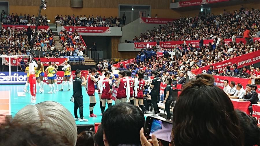 女子バレーワールドカップ【函館店】 北海道函館市にあるザ・ゴールド 函館店の画像3