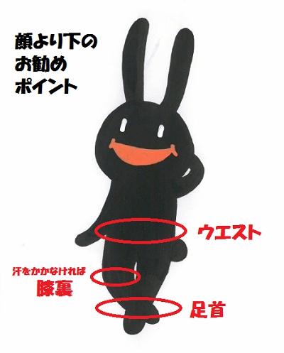 香水をつける場所はどこがいい? 【函館店】 北海道函館市にあるザ・ゴールド 函館店の画像2