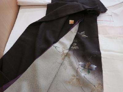 着物(落款)【発寒店】 北海道札幌市にあるザ・ゴールド 発寒店の画像1