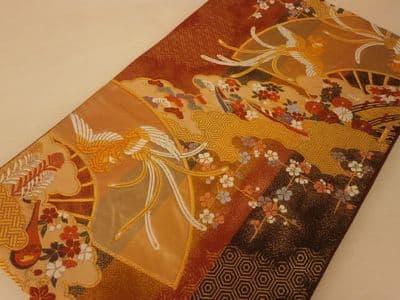 袋帯 【江別店】 北海道江別市にあるザ・ゴールド 江別店の画像1