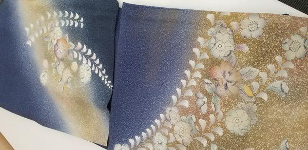 着物の素材 【江別店/北海道/江別市】 北海道江別市にあるザ・ゴールド 江別店の画像2