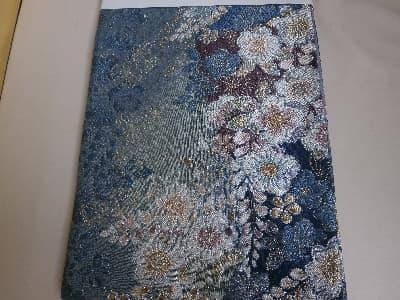 辻が花 帯 【苫小牧】 北海道札幌市にあるザ・ゴールド 白石店(※6/9に閉店いたしました)の画像1