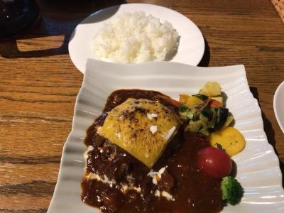 煮込みチーズハンバーグ♪ 【平岡店】 北海道札幌市にあるザ・ゴールド 平岡店の画像2