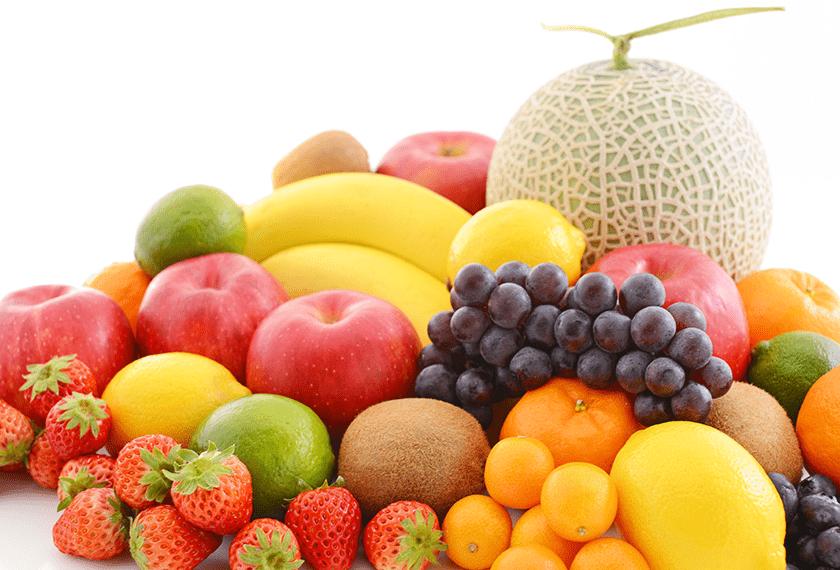 「旬の極上フルーツ」