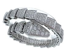 ブルガリ_セルペンティ ダイヤ ブレスレット